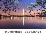 The Washington Monument...