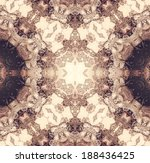 vintage wallpaper   seamless... | Shutterstock . vector #188436425