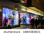 london  england  2 december... | Shutterstock . vector #1884383821