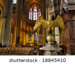 Cathedral In Reims   Interior