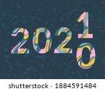 New Year 2021 Calendar Cover...