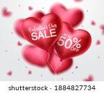 Valentines Day Sale Heart...