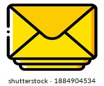 envelope email vector icon ...