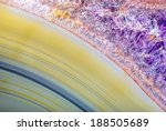 natural green agate with... | Shutterstock . vector #188505689