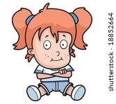 tomboy   Shutterstock .eps vector #18852664