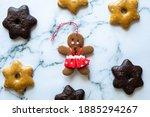 Stuffed Gingerbread Man ...