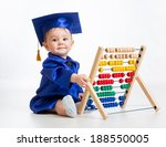 early learning baby | Shutterstock . vector #188550005
