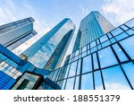 bottom wide angle view of... | Shutterstock . vector #188551379