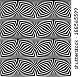 abstract optical art illusion... | Shutterstock .eps vector #188565599