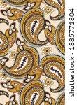 Colorful Shawl Pattern...