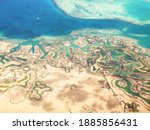 beautiful view from the... | Shutterstock . vector #1885856431
