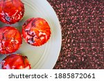 Four Gluten Free Muffins With...