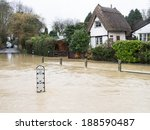 Floods In The Village Of...