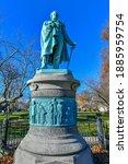 Monument To Commodore Matthew C ...