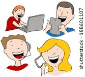 an image of digital... | Shutterstock .eps vector #188601107