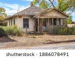 Old Abandoned One Level House...
