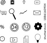 vector logo mix black and white