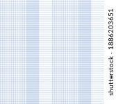 sky blue glen plaid textured...   Shutterstock .eps vector #1886203651