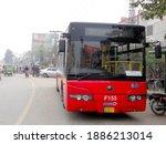 Speedo Bus In Lahore  Pakistan.....