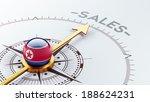 north korea high resolution... | Shutterstock . vector #188624231