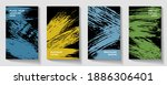 cover page design template. ... | Shutterstock .eps vector #1886306401