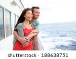 Cruise Ship Couple Romantic...
