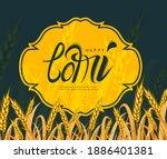 vector illustration of happy... | Shutterstock .eps vector #1886401381