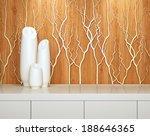 detail shot of modern interior... | Shutterstock . vector #188646365