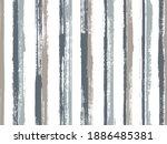 ink brush stroke rough stripes... | Shutterstock .eps vector #1886485381