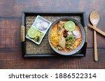 Khao Soi  Thai Northern Curry...
