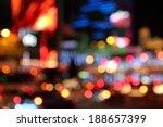 las vegas  nevada  united... | Shutterstock . vector #188657399