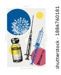 Coronavirus Vaccination Poster...