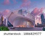 The Oculus  World Trade Center  ...