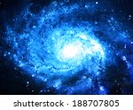 Blue Galaxy   Elements Of This...