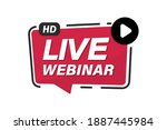 live webinar. internet event ...