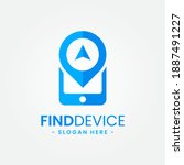 find device logo design...