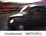 Abstract Blurry Image Of A...