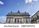 italy  sicily  noto  siracusa...   Shutterstock . vector #188769551