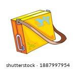 paint case illustration clip...   Shutterstock .eps vector #1887997954