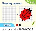 Copy The Picture  Draw Squares. ...