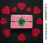 The Dark Valentine Card With...
