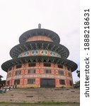 The Buddhist Temple Name Tian...