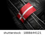 tag on dark clothing in the...   Shutterstock . vector #1888644121