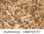 Background From Timber Sawdust...