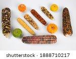 Assorted Small Size Pumpkins...