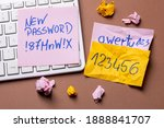 Strong And Weak Password. Time...
