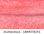 Pink Gold. Christmas Glitter...