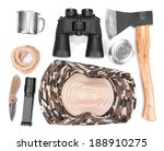 Equipment For Trekking ...
