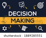 creative  decision making ... | Shutterstock .eps vector #1889285551