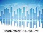 digitally generated global... | Shutterstock . vector #188933399